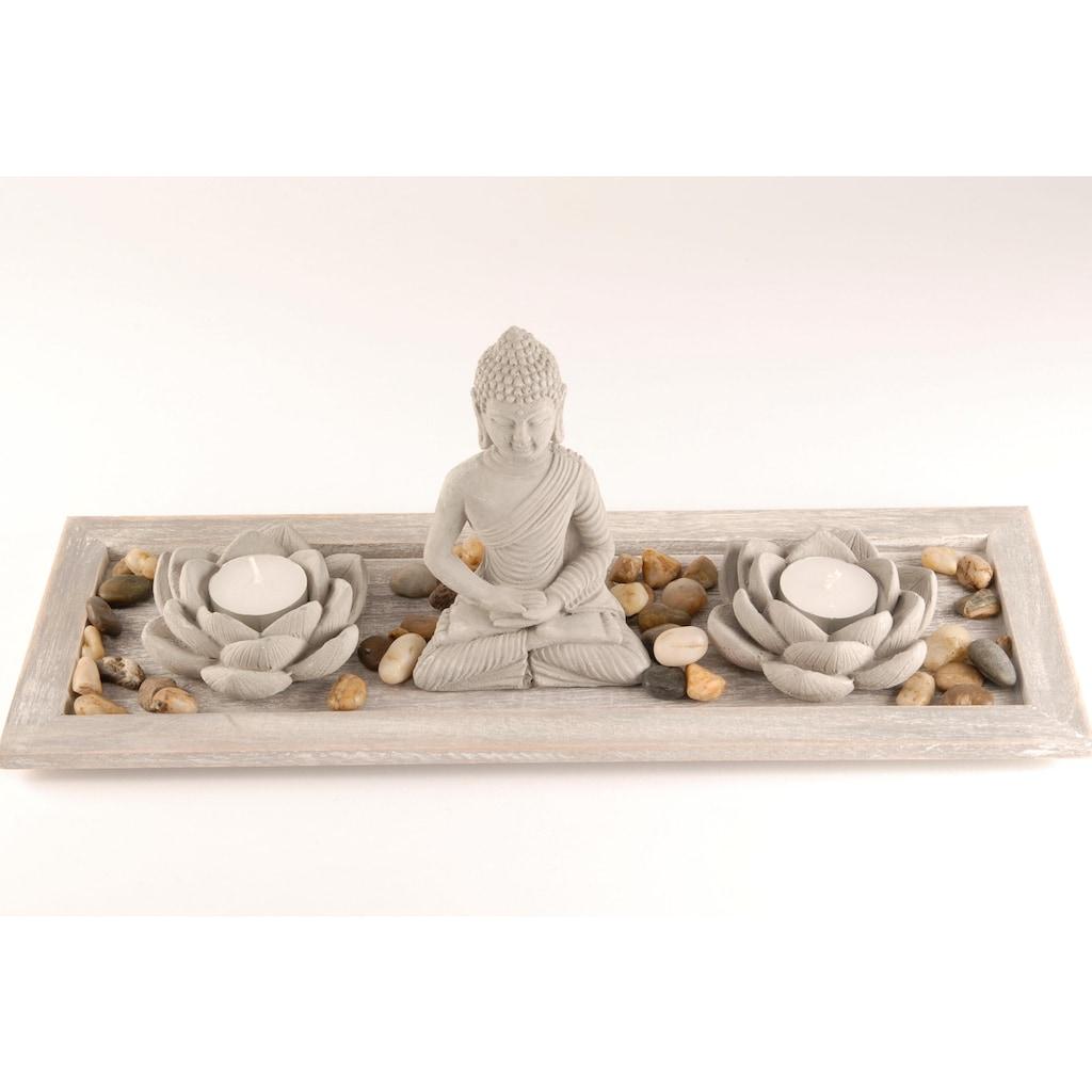 Home affaire Buddhafigur