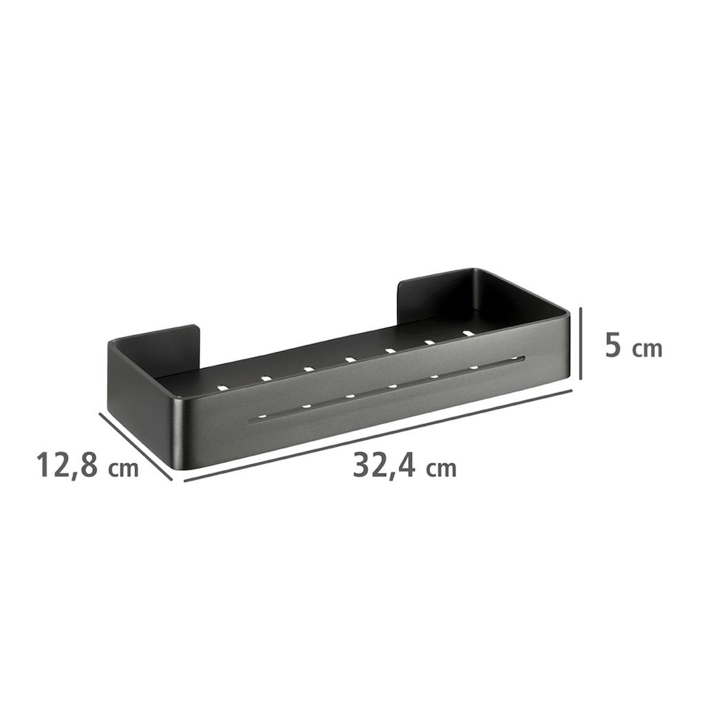 WENKO Wandregal »Montella«, (1 St.), Aluminium