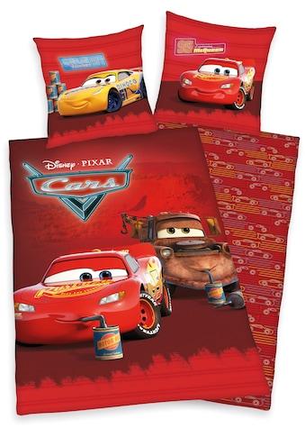 Kinderbettwäsche »Disney´s Cars«, Walt Disney kaufen