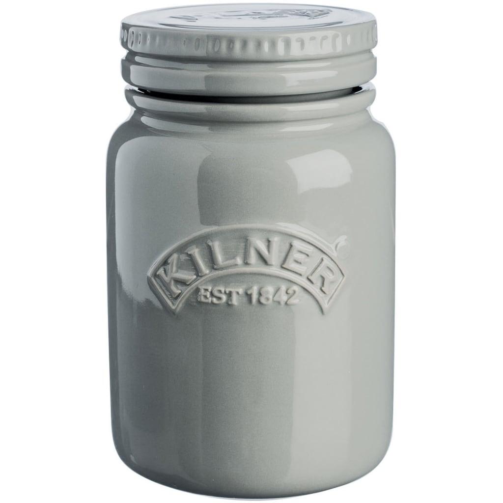 KILNER Vorratsdose, (1 tlg.), für Tee und Kaffee, Mehl und Zucker, 600 ml
