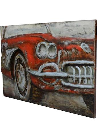 Kayoom Wandbild »Metall Used Car I« kaufen
