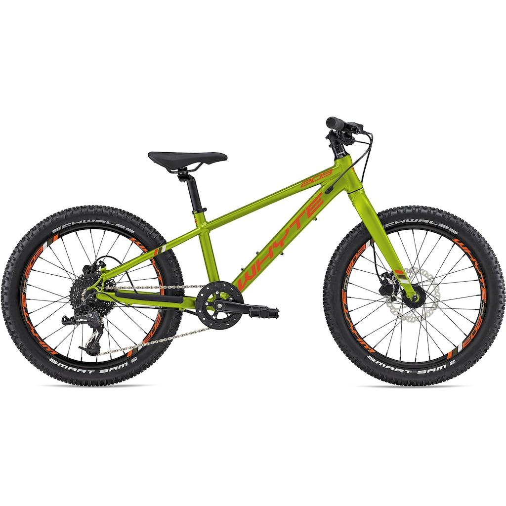 Whyte Bikes Kinderfahrrad »203V1«, 8 Gang SRAM X4 Schaltwerk, Kettenschaltung