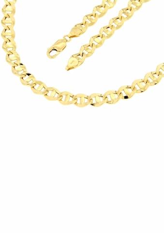Firetti Goldkette »Stegpanzerkettengliederung, 7,1 mm breit, glanz, Glieder leicht gedreht« kaufen