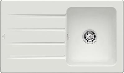 VILLEROY & BOCH Küchenspüle »Architectura 50«, inkl. Ablaufgarnitur mit Handbetätigung, 860 x 510 mm kaufen