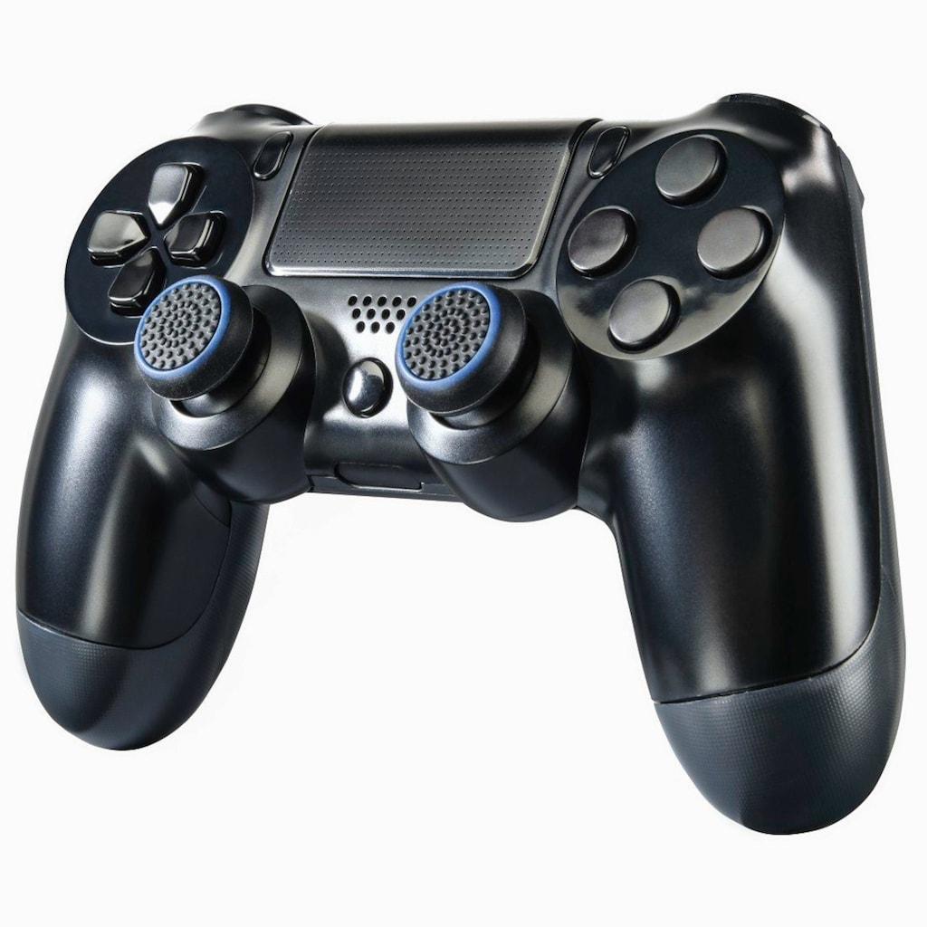 Hama Control-Stick-Aufsätze-Set Colors 8in1 für PS4, Bunt