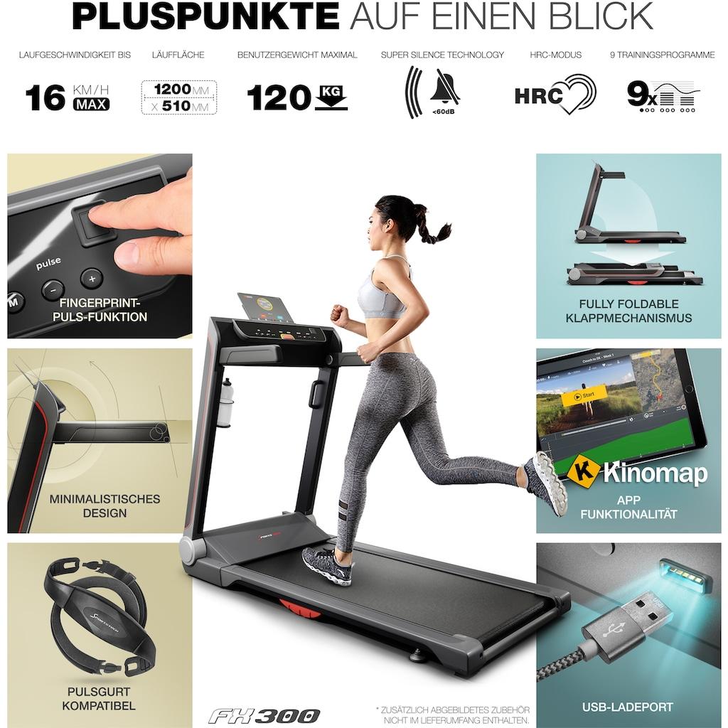 Sportstech Laufband »FX300«