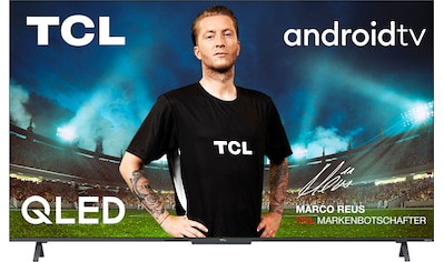 """TCL QLED-Fernseher »55C722X1«, 139 cm/55 """", 4K Ultra HD, Smart-TV-Android TV, Android... kaufen"""