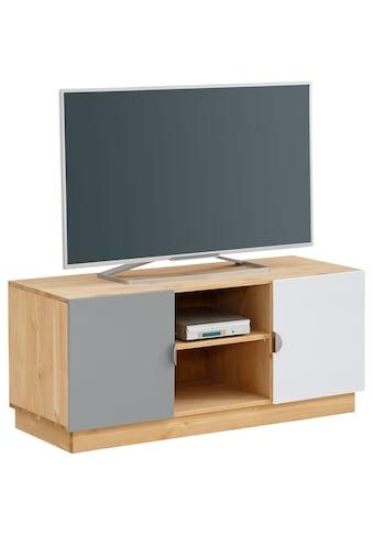 my home Lowboard »Undine«, 2-türig, 106cm breit kaufen