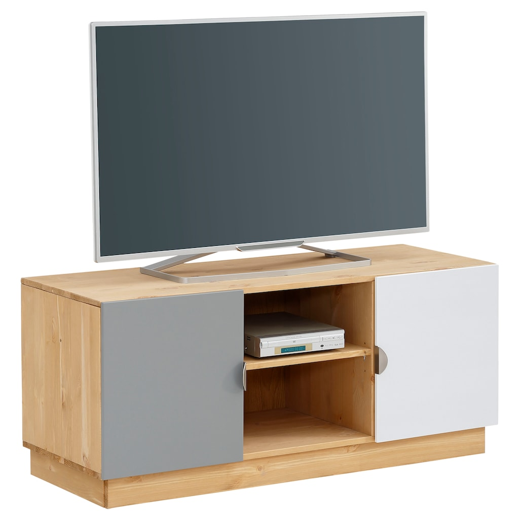 my home Lowboard »Undine«, 2-türig, 106cm breit