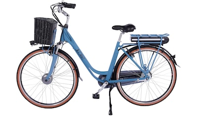 LLobe E-Bike »Blue Motion 2.0, 15,6Ah«, 7 Gang, Shimano, Frontmotor 250 W, (mit... kaufen