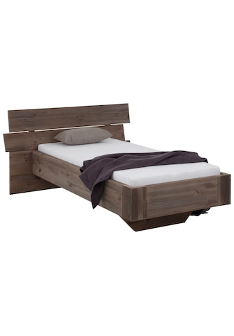 OTTO products Bett »Lorri«, aus massiven Kiefernholz, frei von Metallen, Vegan kaufen