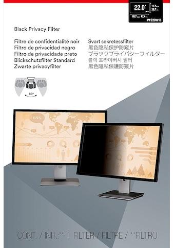 """3M PF22.0W Blickschutzfilter Standard »für Desktop 55,9 cm (22"""")« kaufen"""