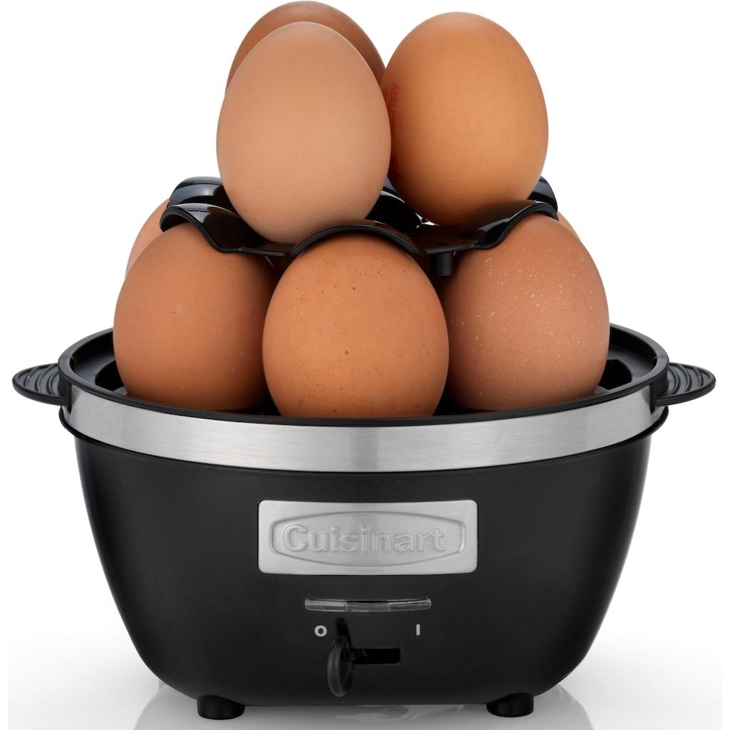 Cuisinart Eierkocher »CEC10E«, für 10 St. Eier, 600 W