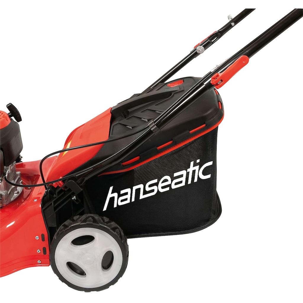 Hanseatic Benzinrasenmäher »BRM 46-145 A Trike«, 46 cm Schnittbreite, mit Radantrieb
