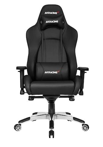 AKRacing Gaming Stuhl Master Premium »schwarz« kaufen