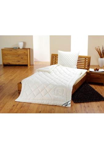 f.a.n. Schlafkomfort Baumwollbettdecke »kbA Baumwolle«, leicht, Füllung 100%... kaufen
