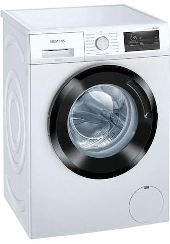SIEMENS Waschmaschine »WM14N0K4«, iQ300, WM14N0K4, 7 kg, 1400 U/min kaufen