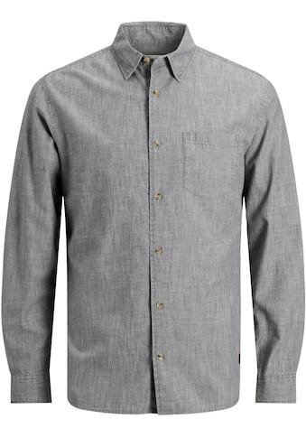 Jack & Jones Langarmhemd »KENDRICK CHAMBRAY SHIRT« kaufen