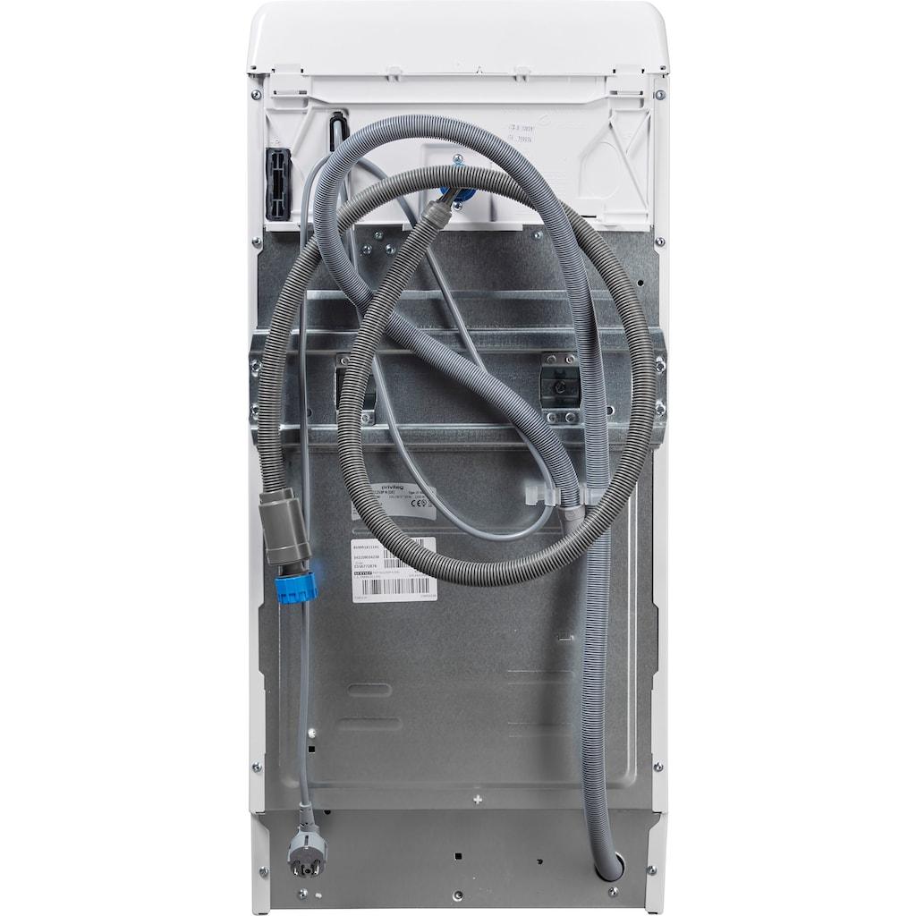 Privileg Waschmaschine Toplader »PWT D61253P N (DE)«, PWT D61253P N (DE), 6 kg, 1200 U/min