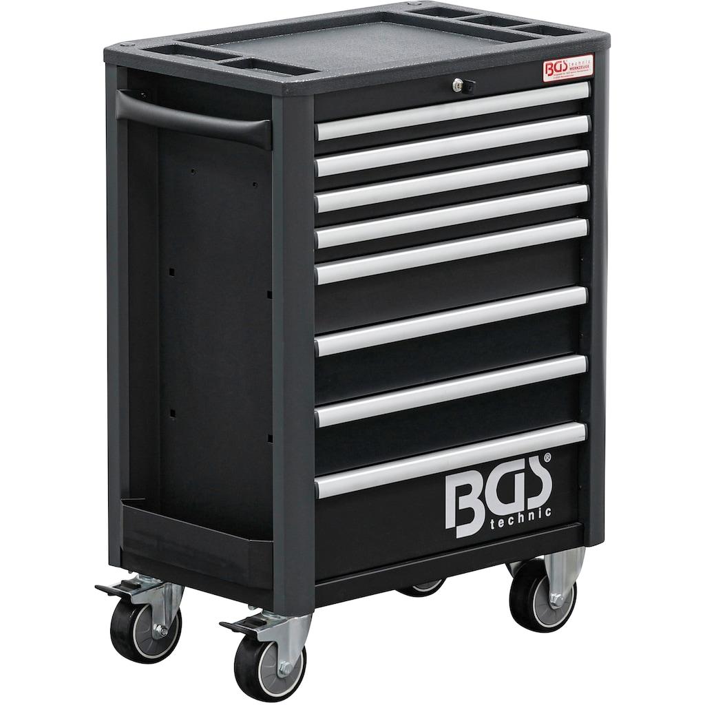BGS Werkstattwagen, 8 Schubladen