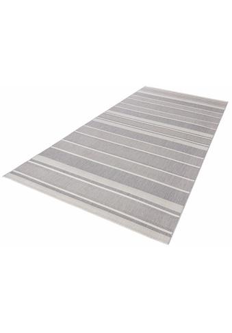 bougari Läufer »Strap«, rechteckig, 8 mm Höhe, Flachgewebe kaufen