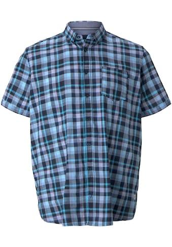 TOM TAILOR Men Plus Kurzarmhemd, mit Brusttasche kaufen