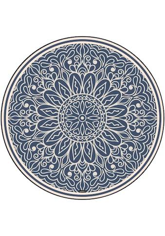 MYSPOTTI Packung: Vinylbodenmatte »Dilan«, rund, wasserfest und statisch haftend kaufen