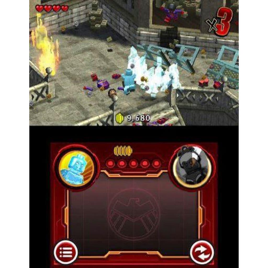 Warner Games Spiel »Lego Marvel Super Heroes«, Nintendo 3DS, Software Pyramide