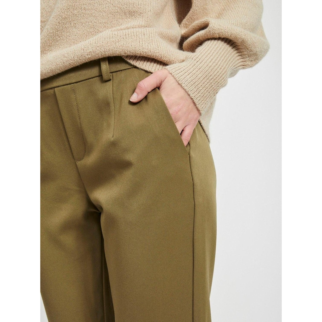 Object Anzughose »OBJLISA SLIM PANT«