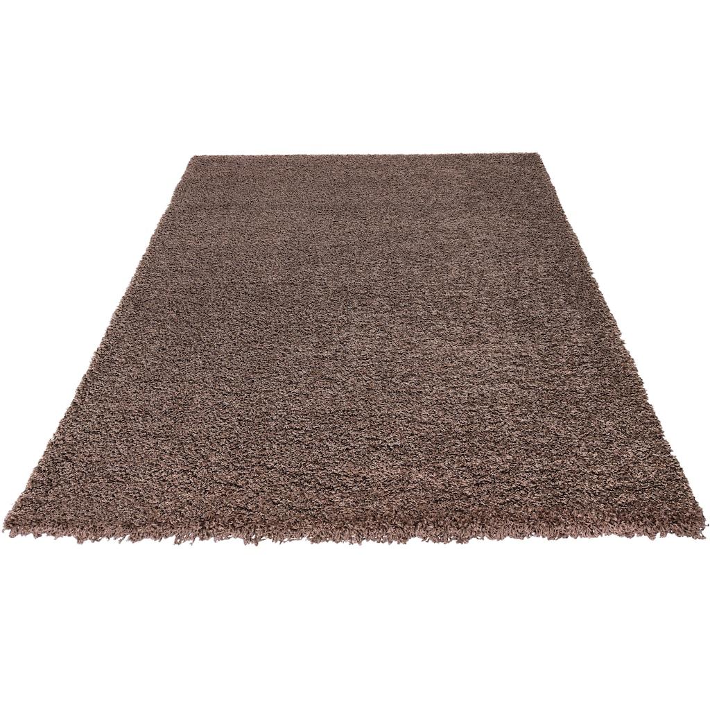 Ayyildiz Hochflor-Teppich »Neta«, rechteckig, 50 mm Höhe