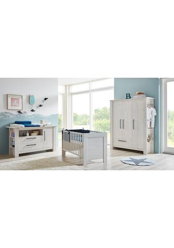 arthur berndt Babyzimmer-Komplettset »Til«, (Set, 3 St.), Made in Germany; mit... kaufen