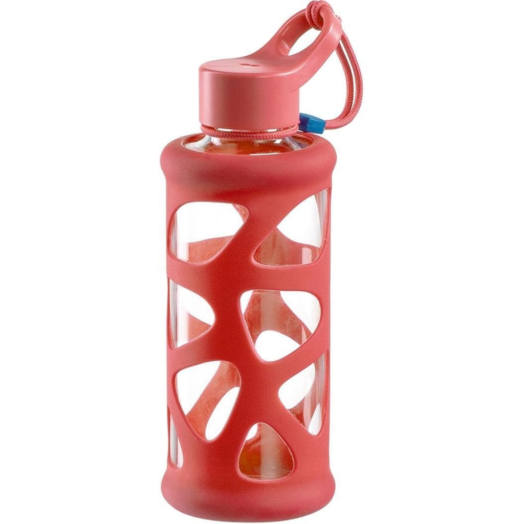 LEONARDO Trinkflasche »IN GIRO«, handgefertiges Unikat