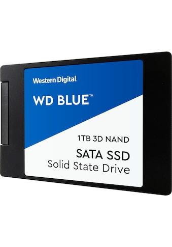 Western Digital »WD Blue 3D NAND SATA« SSD 2,5 '' kaufen
