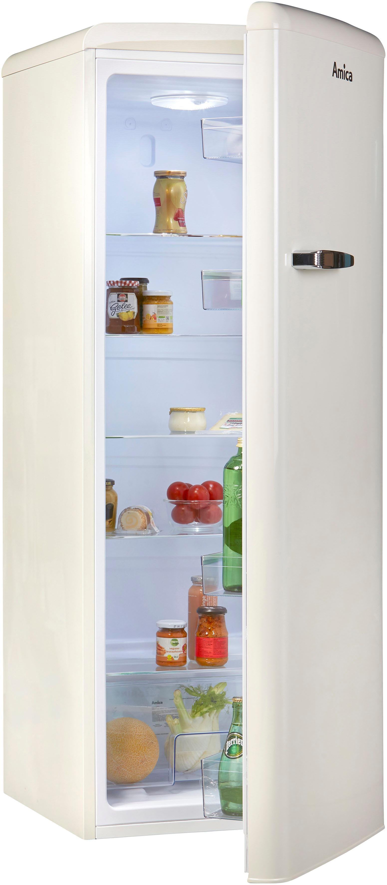 Rabatt Preisvergleichde Amica Kühlschrank 144 Cm Hoch 55 Cm Breit