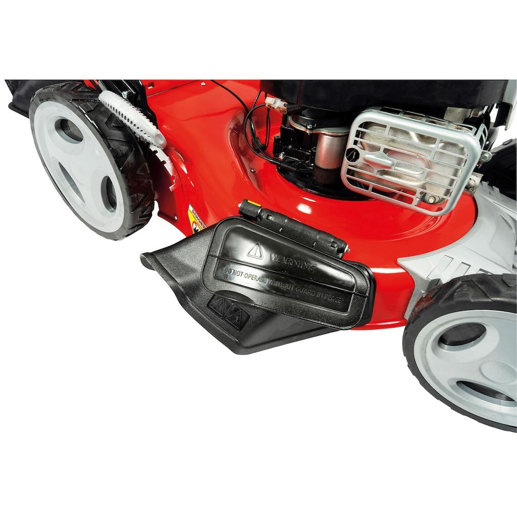 Grizzly Tools Benzinrasenmäher »BRM 51-163-2 BSA InStart«, mit Radantrieb