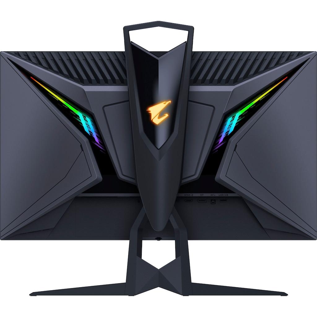 "Gigabyte Gaming-Monitor »AORUS FI25F«, 62,2 cm/24,5 "", 1920 x 1080 px, Full HD, 4 ms Reaktionszeit, 240 Hz, Energiesparmoduns 0,5 Watt, Standy-Modus 0,3 Watt"