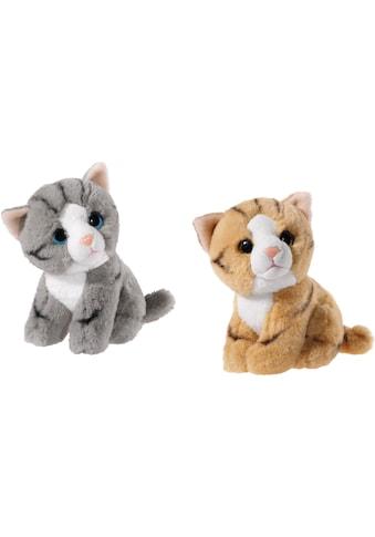 Heunec® Kuscheltier »Mini Mi Katzen Set« kaufen