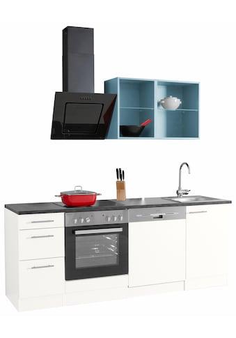 OPTIFIT Küchenzeile »Mini«, mit E-Geräten, Breite 210 cm kaufen