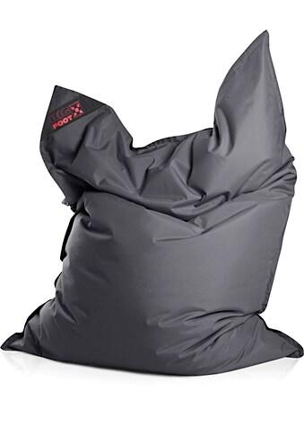 Sitzsack »Big Foot«, Indoor / Outdoor geeignet kaufen