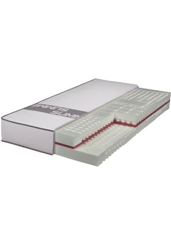 Breckle Kaltschaummatratze »SMARTSLEEP® 9000 LaPur®«, (1 St.), besonders gut geeignt für Personen mit starker Transpiration, Made in Germany kaufen