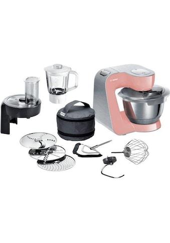 BOSCH Küchenmaschine »Styline MUM58NP60«, 1000 W, 3,9 l Schüssel kaufen