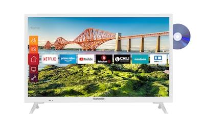 Telefunken XH24J501VD - W LED - Fernseher (60 cm / (24 Zoll), HD - ready kaufen