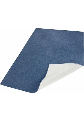 bougari Teppich »Miami«, rechteckig, 5 mm Höhe, In- und Outdoor geeignet,... kaufen