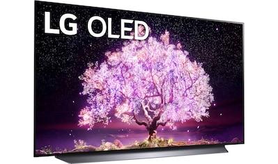 """LG OLED-Fernseher »OLED55C17LB«, 139 cm/55 """", 4K Ultra HD, Smart-TV, (bis zu 120Hz)-α9... kaufen"""