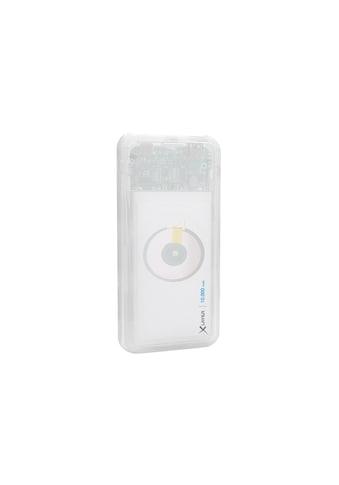 XLAYER Zusatzakku »Powerbank Wireless Charger Discover 10000mAh White« kaufen
