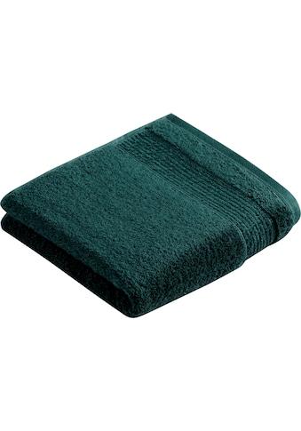 Vossen Handtücher »Balance«, (2 St.), antibakteriell durch Hanf kaufen