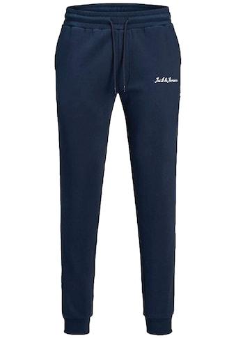 Jack & Jones Sweathose »EWAN SWEAT PANTS«, (2 tlg., 2er-Pack) kaufen