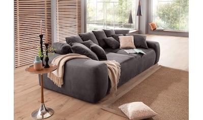Home affaire Big-Sofa »Riveo Luxus«, mit besonders hochwertiger Polsterung für bis zu 140 kg pro Sitzfläche kaufen