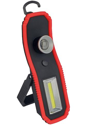 MANNESMANN Arbeitsleuchte »LED«, 1x LED & 1x COB, inkl. Wandhalterung kaufen