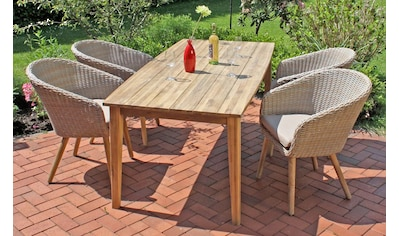 Garden Pleasure Gartenmöbelset »VISALIA« kaufen